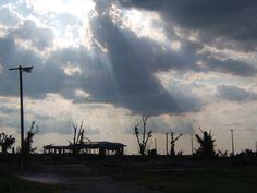 Heaven shining on Joplin, MO.