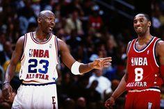 Jordan. Kobe. All Stars.