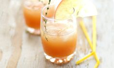 Cider Rum Punch - use Journeyman OCG, Roads End Rum, and Hella Aromatic Bitters