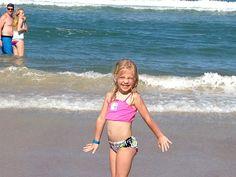 Patriotic Swimwear, Cute Baby Clothes, Cute Babies, Little Girls, Girl Fashion, Buttons, Beach, Bikinis, Model