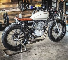 Modification Yamaha Cafe Racer (32)