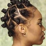 The DO's and Dont's for a beautiful Bantu knot out!! Good thing I did mine on dried hair today!!