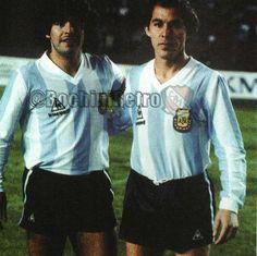 Maradona & Bochini