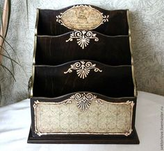 Dyskusja na liveinternet… Decoupage Wood, Decoupage Vintage, Yule Crafts, Diy And Crafts, Pewter Art, Metal Embossing, Country Paintings, Antique Boxes, Idee Diy