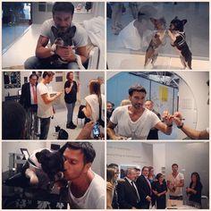 #CostantinoVitagliano Costantino Vitagliano: #branchetti #cersaie #cersaie2014 #fieradellaceramica #saloneinternazionaledellaceramica #architettura #design #fiera #tac #bulldogfrancese #frenchbulldog #dog #love #grazie #bologna - http://bit.ly/1wLyc1y