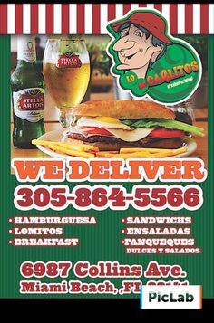 Delivery: 305-864-5566