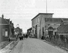 Veerdiensten Capelle aan den IJssel (jaartal: 1950 tot 1960) - Foto's SERC