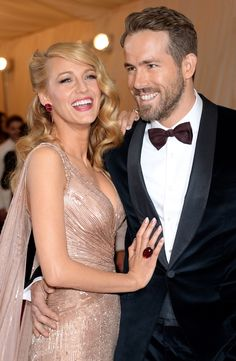 Blake Lively and Ryan Reynolds Welcome Baby No. 2 | E! Online Mobile