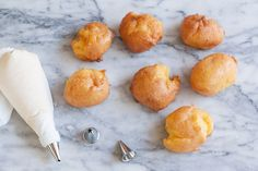 Bignè di San Giuseppe (Italian Cream Puffs) recipe on Food52
