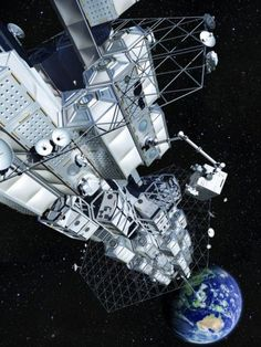 Japanese construction giant Obayashi announces plans to have a space elevator up and running by 2050 [Space Elevators: http://futuristicnews.com/tag/space-elevator/]