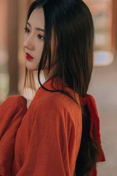 君问归期未有期_人像_POCO摄影,人像,古风 Hanfu, Beautiful Asian Girls, Beautiful People, Tamamo No Mae, China Girl, Chinese Clothing, Mode Hijab, Geisha, Ulzzang Girl