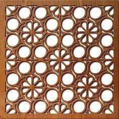 Flower Circles: