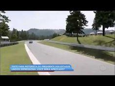 TESTE PARA MOTORISTA DO PRESIDENTE DO USA