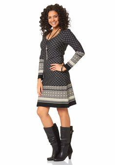 Boysen's Jerseykleid im Online Shop von Ackermann Versand #mode #weihnachten #fashion Shops, Sweaters, Dresses, Fashion, Fashion Styles, Christmas, Gowns, Vestidos, Moda