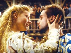"""""""A soul as deep as the ocean.""""  1998 need to see this Shakespeare in Love"""
