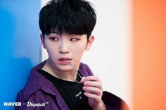 Seventeen at Behind The Scene Photo Shoot Teen Age Hip Hop, Busan, Nct, Love Of My Live, Choi Hansol, Seventeen Woozi, Seventeen Memes, Lee Jihoon, Won Woo