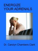 Energize Your Adrenals - I tried to exercise my adrenals once, but they kept slipping out of their little harnesses and chasing the neighbors pituitary.