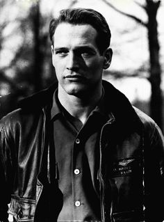 Paul Newman, handsome, great actor!