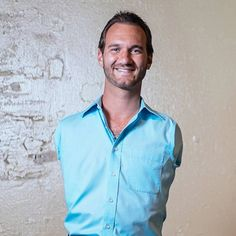 Encyclopedia of Medicine: Nick Vujicic Best Friend Dates, Denim Button Up, Button Up Shirts, Nick Vujicic, The Orator, How To Introduce Yourself, Christianity, Tv Shows, The Incredibles