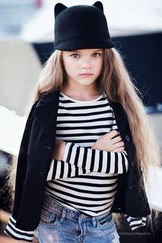 Fall Winter kids fashion.