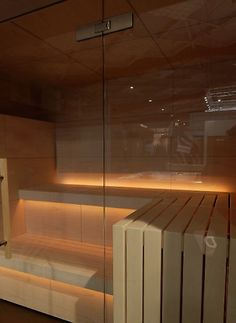 Sauna Design, Spa Rooms, Plunge Pool, Wellness, Loft Style, Cube, New Homes, Sauna Ideas, Pools