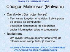 http://engenhafrank.blogspot.com.br: CAVALO DE TROIA - MALWARE - PROGRAMA MALICIOSO
