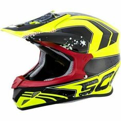 Neon Yellow Sz M Scorpion EXO VX-R70 Quartz Helmet #ScorpionEXO Off Road Helmets, Scorpion, Neon Yellow, Exo, Quartz, Scorpio