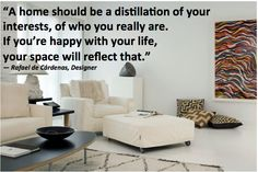 Decorating quote quotations pinterest for Innendekoration wil