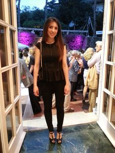 Wolford http://fleurdhiver.com/2014/06/25/wolford-event/ #wolford #fashion #event #fashionbloggerevent #fashionevent