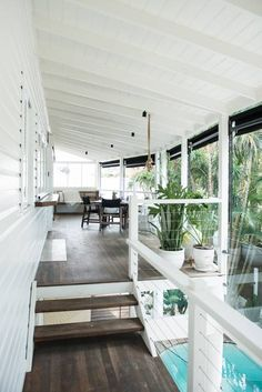 Check out this awesome listing on Airbnb: Cactus Rose Villa - eclectic, light and bright - Villas for Rent in Byron Bay Dream House Plans, My Dream Home, Lofts For Rent, Room Color Schemes, House Stairs, Byron Bay, Home Renovation, Old Houses, Outdoor Living