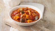 Deliciosa receta de Verduras y legumbres, Pisto de calabacines. Descubre cómo…