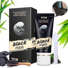 Maschera Viso Nera, Black Mask -Y.F.M.- Maschera Purifica... https://www.amazon.it/dp/B0749MN56P/ref=cm_sw_r_pi_dp_U_x_ii.oAbX2QKRNA