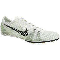 New NIKE Zoom Victory Elite Track Spikes Shoes Carbon Fiber   White   Mens  5.5 c85db9e61