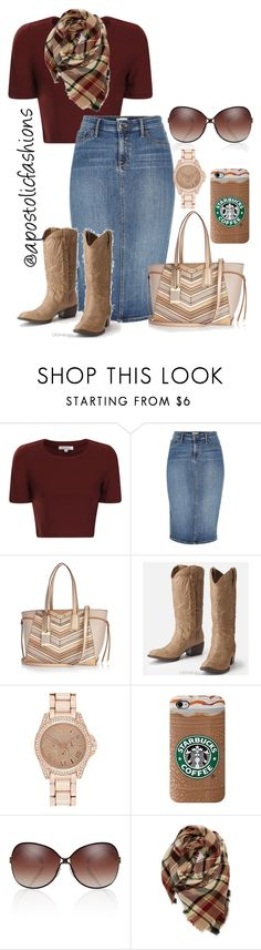 """""""Apostolic Fashions #1105"""" by apostolicfashions on Polyvore featuring Glamorous, River Island, Evelyn K, women's clothing, women, female, woman, misses and juniors"""