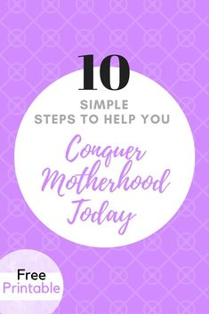 Free Printable Wellness Guide for New Moms - designed by a Licensed Therapist and Maternal Mental Health Specialist!  #motherhood #newmom #momlife #parenthood
