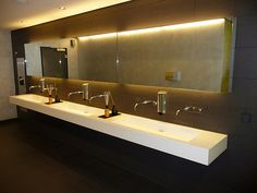 Restroom design by textlad, via Flickr