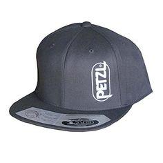 Petzl VERTICAL LOGO Charcoal ball cap
