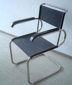 Marcel Breuer - B55 Chair