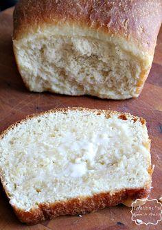 Almond Milk Bread