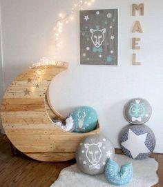 So adorable. Little boys room!
