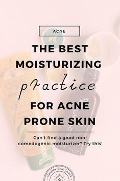 Find A Good Moisturizer For Acne-Prone Skin? Can't Find A Good Moisturizer For Acne-Prone Skin? via Find A Good Moisturizer For Acne-Prone Skin? Skin Care Remedies, Acne Remedies, Natural Remedies, Acne Skin, Acne Prone Skin, Acne Scars, Oily Skin, Skin Care Regimen, Skin Care Tips