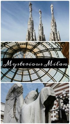 Milan, Italy, doesn't reveal itself easily. You'll want to spend some time uncovering its mysteries!