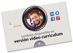 Crea tu vídeo currículum y consigue más puntos en el proceso de selección