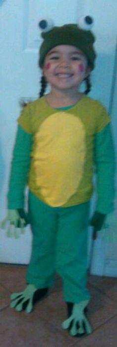 Homemade frog costume Frog Costume, Theatre Costumes, Halloween Costumes, Halloween Ideas, Dress Up, Costume Ideas, Theater, Kids, Homemade