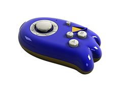 E-MODS GAMING® TV game mini console player Plug & Play with 89 TV Games-Blue