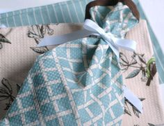 Dollar Store Crafts » Blog Archive » Make a Reusable Bread Bag