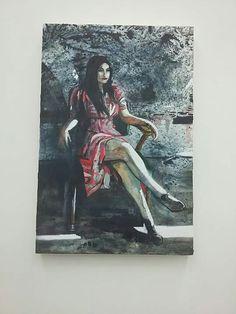 Jean-Baptiste-Camille Corot The Monk 1874 Hamburger Kunsthalle.