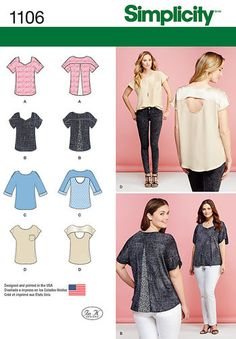 2286 Best Tops Blouses Images Sewing Patterns Dress Patterns