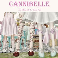 ~Cannibelle~ The Theme Park - Sweet Tart Poster | Flickr - Photo Sharing!
