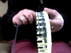 TUTO TRICOT APPRENDRE A TRICOTER LE POINT DE BAMBOU ; POINT DE TRICOT FANTAISIE FACILE !!! - YouTube